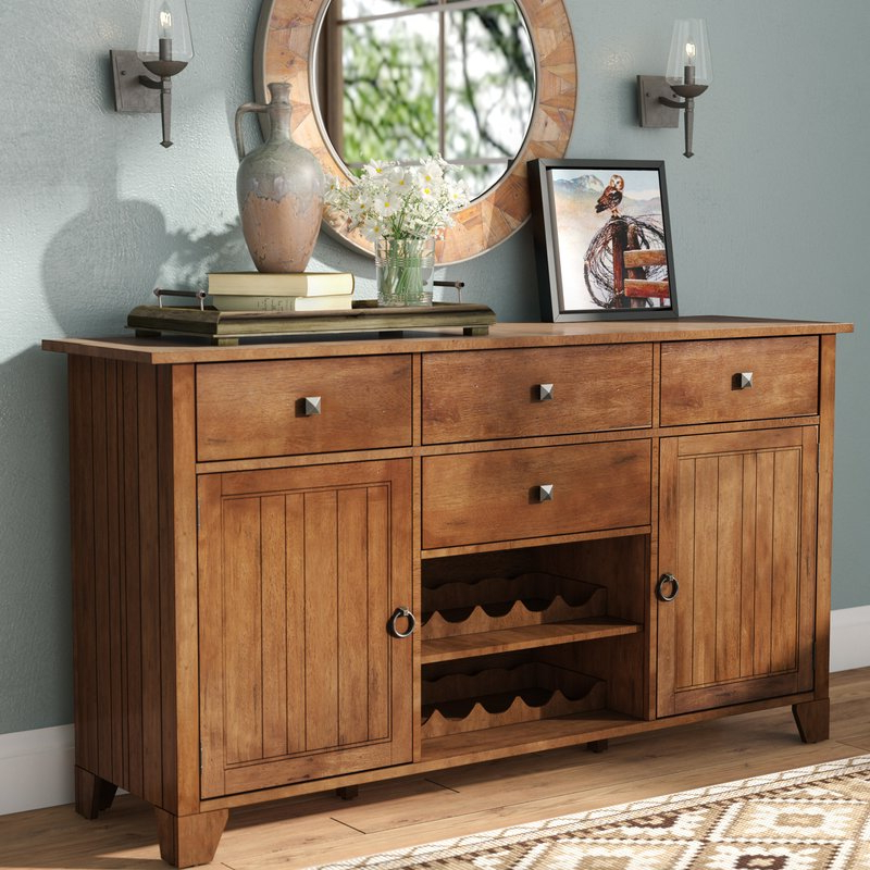 Nashoba Sideboards Regarding Trendy Birchley Sideboard (View 11 of 20)