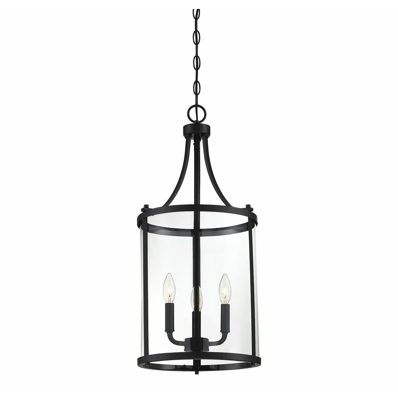 Newest 3 Light Lantern Cylinder Pendants Throughout Ezio 3 Light Lantern Cylinder Pendant (Gallery 1 of 30)