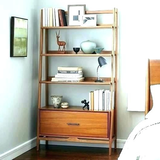 Newest Astounding Tall Black Ladder Shelf Furniture Stores Near Me Inside Wide Ladder Bookcases (View 11 of 20)
