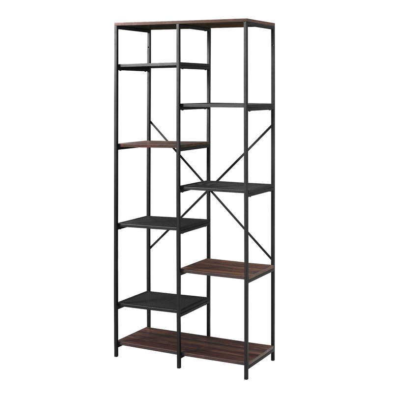 Newest Bowman Etagere Bookcases Inside Bowman Etagere Bookcase (View 18 of 20)