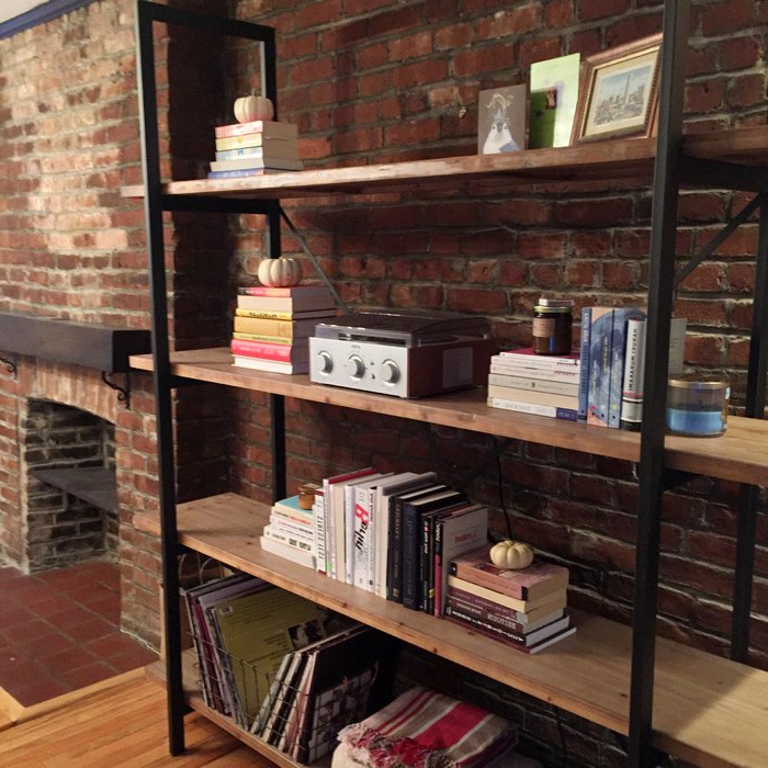 Newest Caitlyn Etagere Bookcase – Bookcases For Living Room (Gallery 10 of 20)
