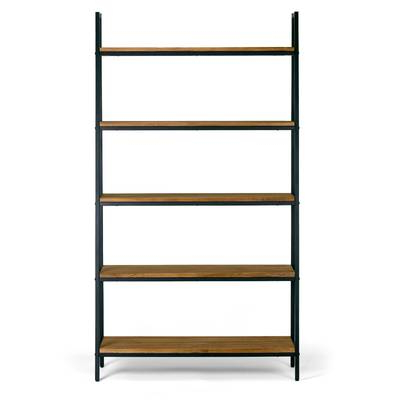 Newest Champney Modern Etagere Bookcases For Champney Modern Etagere Bookcase (View 16 of 20)