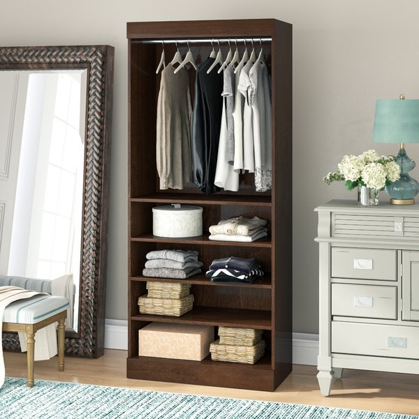 Newest Kerlin Standard Bookcases For Navarro Standard Bookcasebeachcrest Home (View 17 of 20)