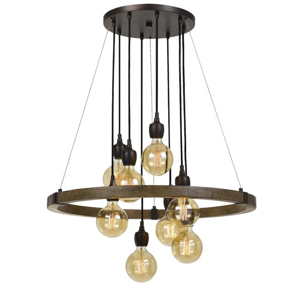 Newest Kesler 8 Light Novelty Chandelier Pertaining To Ladonna 5 Light Novelty Chandeliers (View 23 of 30)