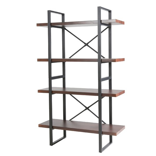 Newest Mcmillian Etagere Bookcase Pertaining To Earline Etagere Bookcases (View 13 of 20)