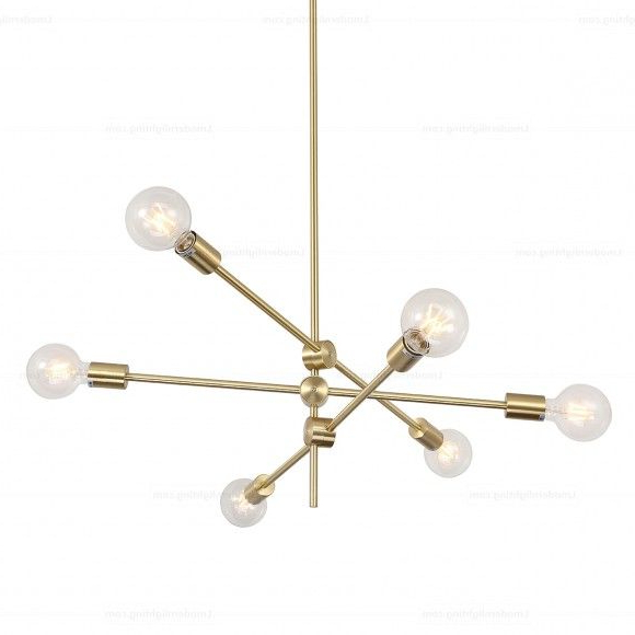 Newest Molecular Suspension Light 6 (Gallery 18 of 30)