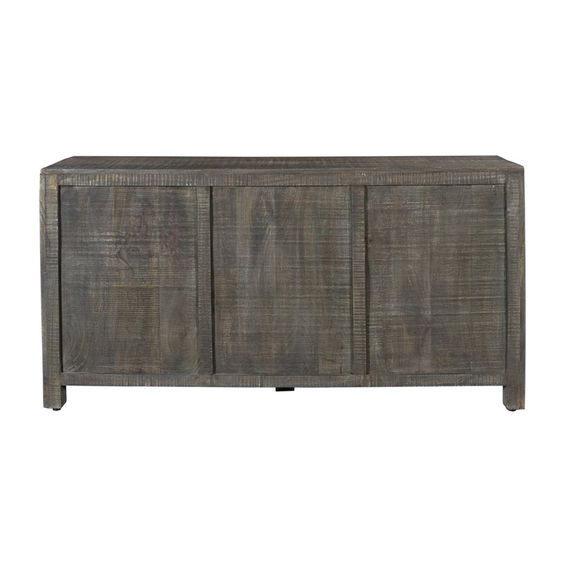 Newest Moultry 7 Drawer 4 Door Sideboard For Drummond 4 Drawer Sideboards (View 9 of 20)