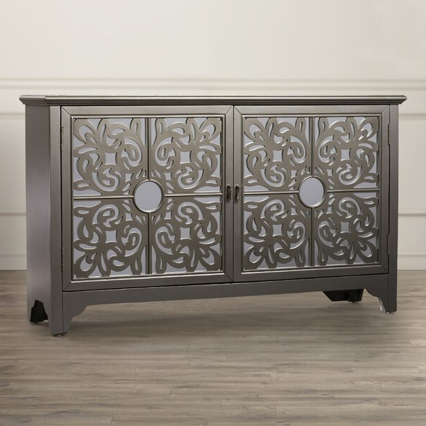 Newest Serafino Media Credenzas Throughout Alkmene Sideboard (View 15 of 20)