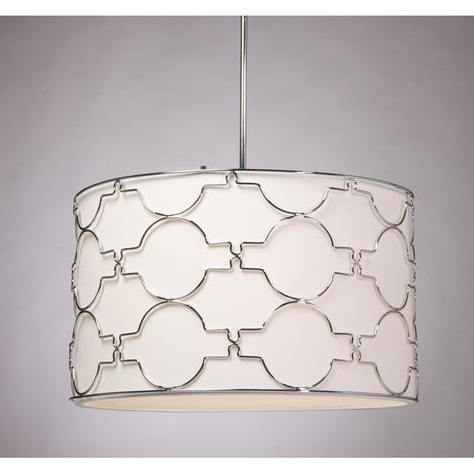 Newest Tadwick 3 Light Single Drum Chandeliers Intended For Ceiling Lighting (View 22 of 30)