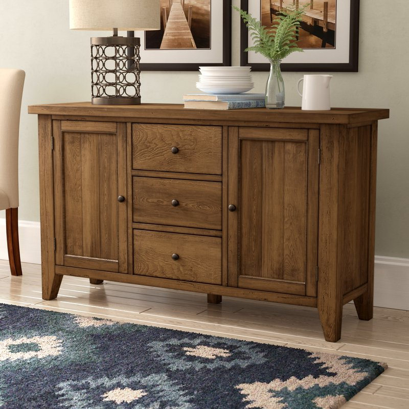 Newest Warkentin Sideboard Throughout Sayles Sideboards (View 9 of 20)