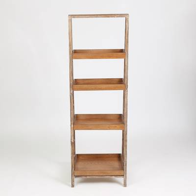 Noelle Ashlynn Ladder Bookcases With Well Liked Noelle Ashlynn Ladder Bookcase & Reviews (View 9 of 20)