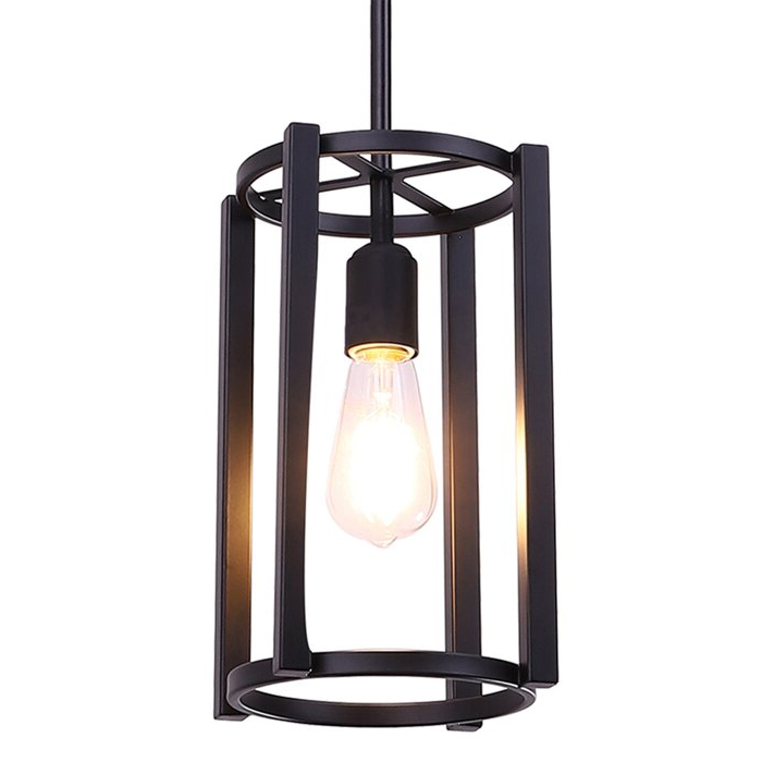 Featured Photo of Nolan 1 Light Lantern Chandeliers