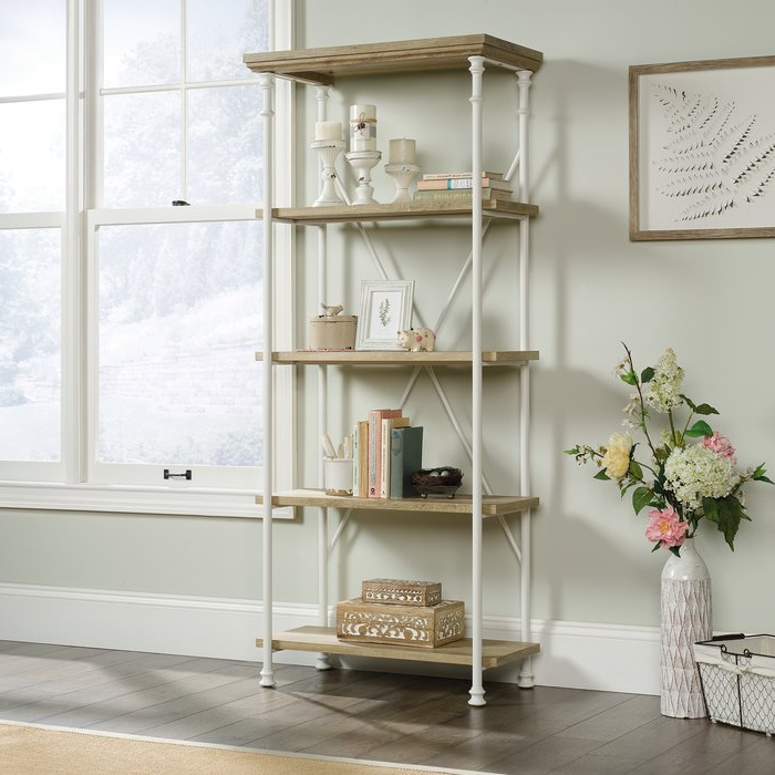 Oakside Etagere Bookcases Throughout Well Known Oakside Etagere Bookcase (View 7 of 20)