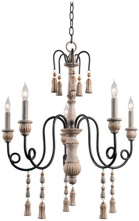 Ophelia & Co. Hassan 5 Light Candle Style Chandelier In 2019 Regarding Most Recent Corneau 5 Light Chandeliers (Gallery 16 of 30)
