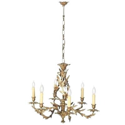 Paladino 6 Light Chandeliers In Well Known Candle Light Chandelier Shaylee 6 Light Candle Style (View 23 of 30)