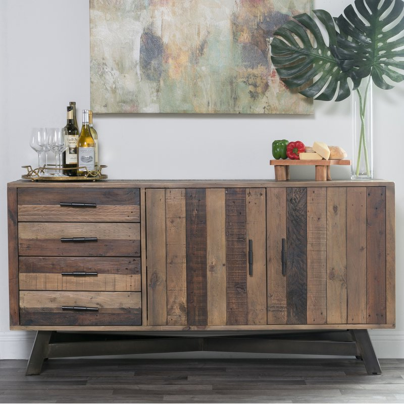 Papadopoulos Sideboards Within Well Known Lapish Buffet Table (View 16 of 20)