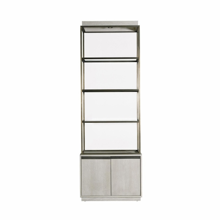 Parker Modern Etagere Bookcases Throughout Most Popular Universal Furniture – Modern Garland Etagere Complete –  (View 13 of 20)