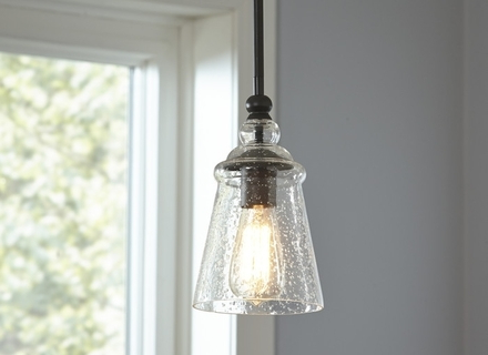 Paxton Glass 3 Light Pendant – Pixball In Well Known Tadwick 3 Light Single Drum Chandeliers (View 29 of 30)