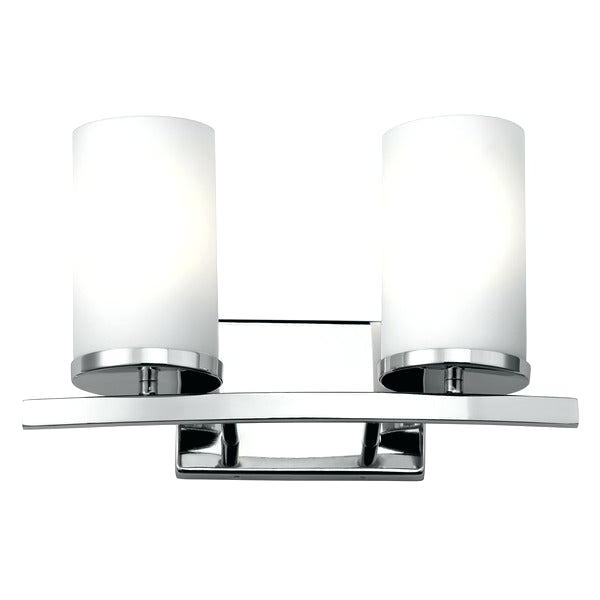 Perseus 6 Light Candle Style Chandeliers Regarding Well Known Two Light Bathroom Vanity Light – Witgo (View 30 of 30)