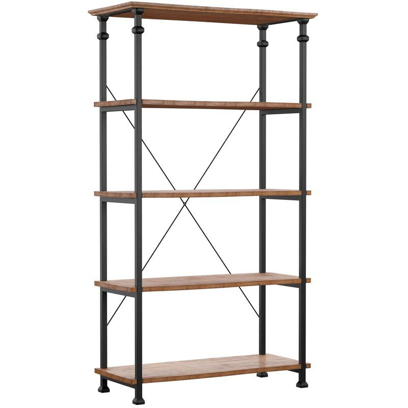 Pin On Home Decor With Most Popular Earline Etagere Bookcases (View 14 of 20)