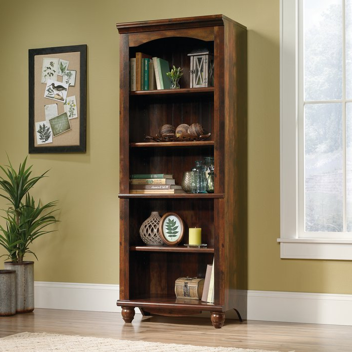 Pinellas Tall Standard Bookcases Pertaining To Well Known Pinellas Standard Bookcase (View 15 of 20)