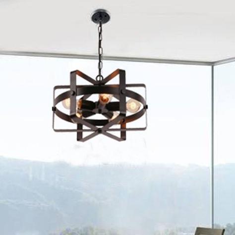 Pinterest – Пинтерест Throughout Famous Alden 3 Light Single Globe Pendants (View 20 of 30)
