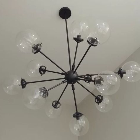 Pinterest – Пинтерест With Favorite Asher 12 Light Sputnik Chandeliers (View 22 of 30)