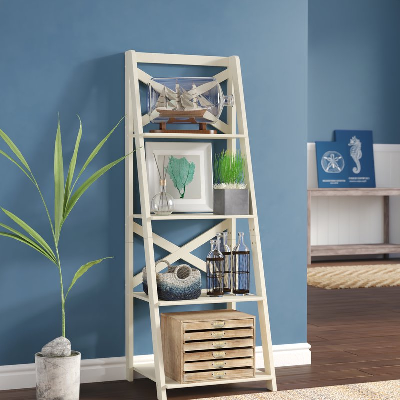 Popular Alfred Ladder Bookcase Throughout Alfred Ladder Bookcases (View 5 of 20)