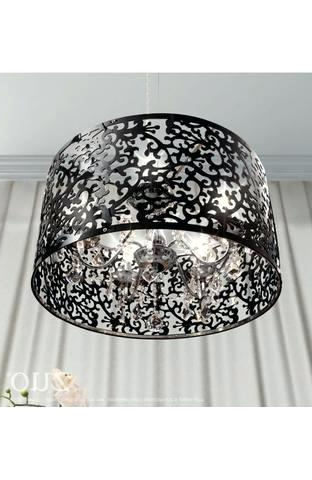 Popular Alina 5 Light Drum Chandeliers Intended For 5 Light Drum Pendant – Websitewaley (View 23 of 30)
