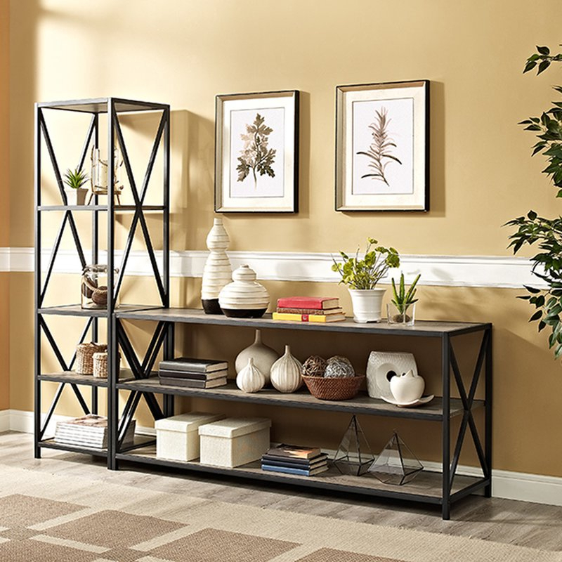 Popular Augustus Etagere Bookcases With Augustus Etagere Bookcase (View 11 of 20)