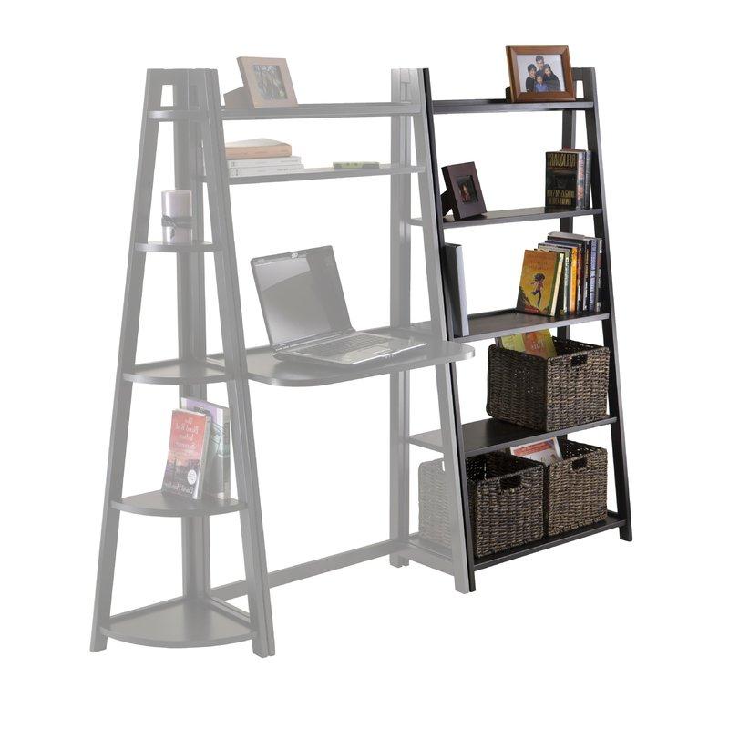 Popular Blevens A Frame Ladder Bookcase Intended For Blevens A Frame Ladder Bookcases (View 17 of 20)