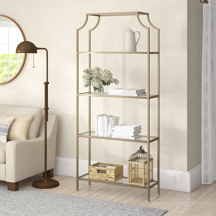 Popular Buchanan Etagere Bookcases Throughout Buchanan Etagere Bookcase (View 18 of 20)
