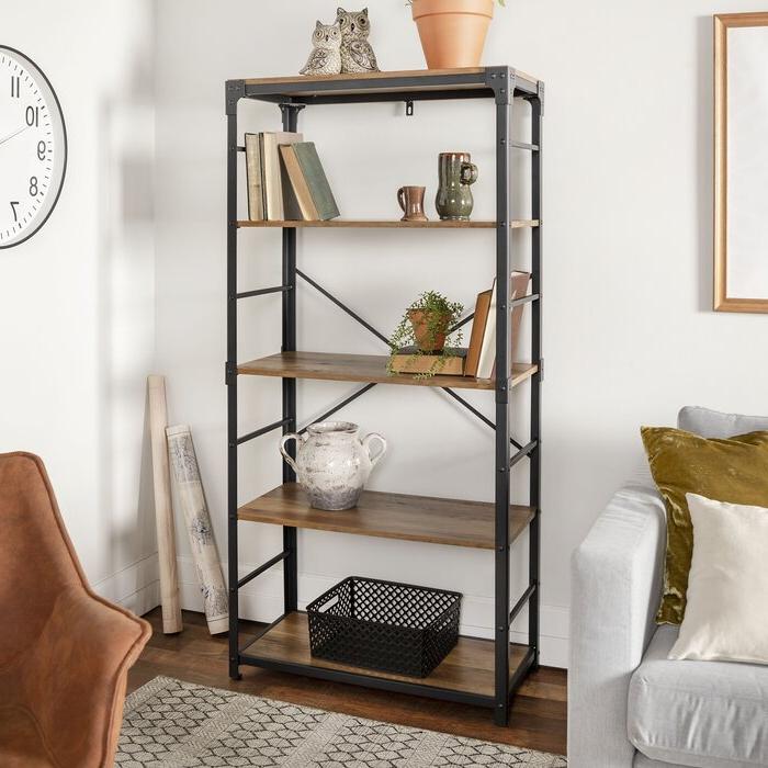 Popular Cecelia Etagere Bookcases For Cecelia Etagere Bookcase (View 15 of 20)