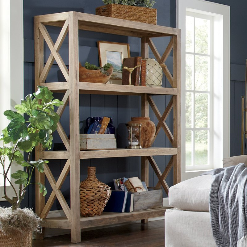 Popular Etagere Bookcases Regarding Channing Etagere Bookcase (View 9 of 20)