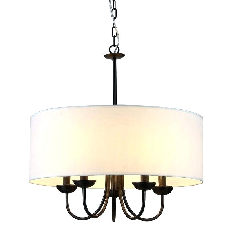 Popular Hermione 5 Light Drum Chandeliers Throughout 5 Light Drum Chandelier – Jogosdohomemdeferro (View 23 of 30)