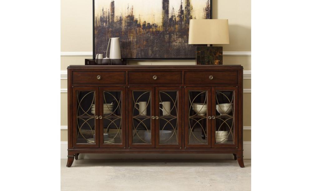 Popular Hooker Furniture Palisade Buffet Pertaining To Palisade Sideboards (View 15 of 20)