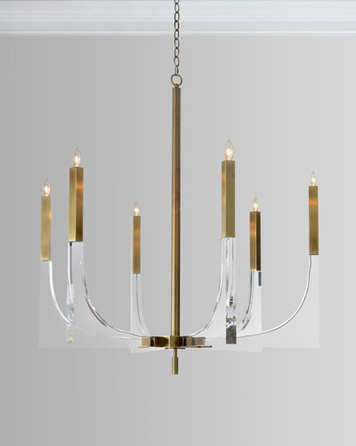 Popular Joon 6 Light Globe Chandeliers Regarding Chandelier Lighting At Horchow (View 23 of 30)