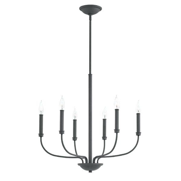 Popular Perseus 6 Light Candle Style Chandeliers Intended For Candle Light Chandelier – Earnestgauna (View 28 of 30)