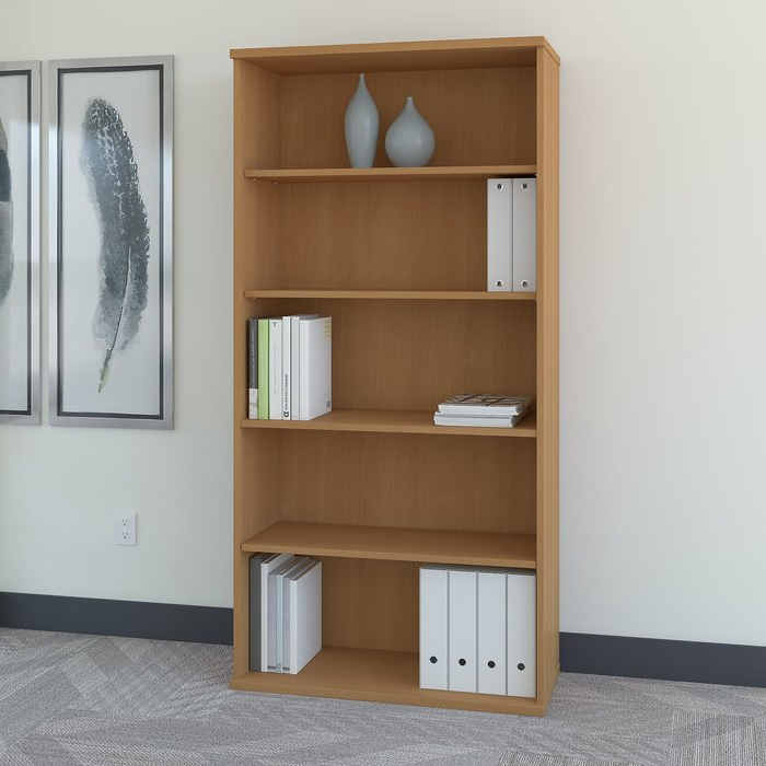 Popular Series C Standard Bookcase With Series C Standard Bookcases (View 4 of 20)