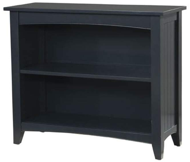 Popular Three Posts Kerlin Standard Bookcase In  (View 19 of 20)
