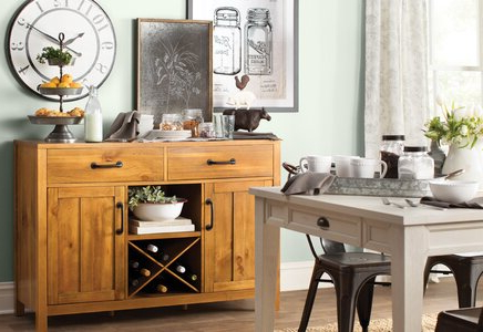 Popular Trent Austin Design Avenal Sideboard Pertaining To Avenal Sideboards (View 18 of 20)