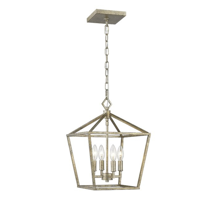 Popular Varnum 4 Light Lantern Pendants With Regard To Varnum 4 Light Lantern Pendant (View 3 of 30)