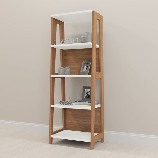 Popular Zack Standard Bookcases Throughout Modern & Contemporary Office Shelving (View 8 of 20)