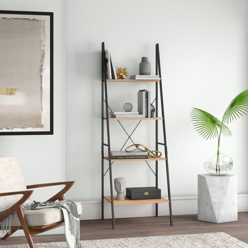 Featured Photo of Almanzar Ladder Bookcases