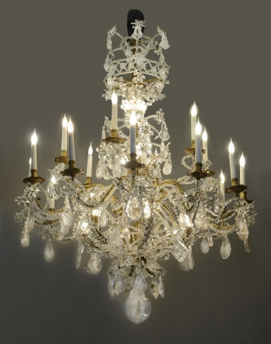 Preferred Benedetto 5 Light Crystal Chandeliers With Benedetto 5 Light Crystal Chandelier – Chandelier Ideas (View 23 of 30)
