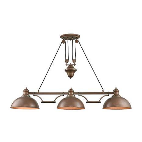 "Preferred Bidwell Lighting Hendry Ii 3 Light 56"" Chandelier With Hendry 4 Light Globe Chandeliers (View 20 of 30)"
