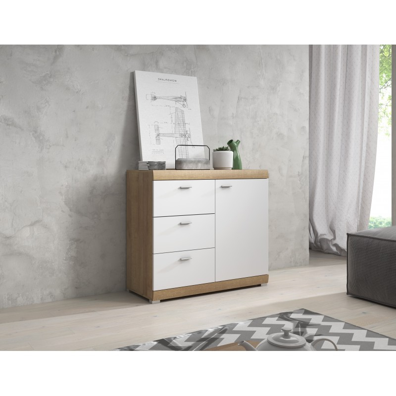 Preferred Bmf Stella 1 Living Room Modern Sideboard 100Cm Wide Pertaining To Stella Sideboards (View 8 of 20)