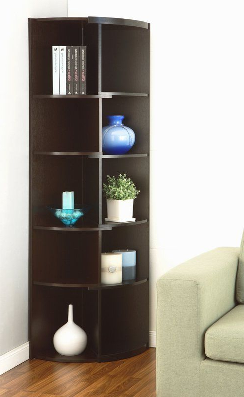 Preferred Courtdale Corner Bookcases For Wooster Corner Unit Bookcase (View 8 of 20)