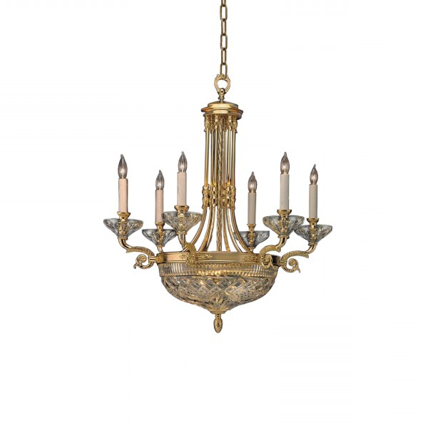 Preferred Crystal Chandeliers & Lighting – Waterford® Us Pertaining To Watford 6 Light Candle Style Chandeliers (View 20 of 30)