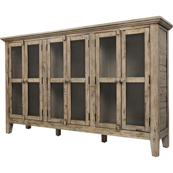 Preferred Eau Claire 6 Door Accent Cabinet Within Eau Claire 6 Door Accent Cabinets (View 18 of 20)
